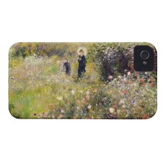 Pierre A Renoir | Summer Landscape iPhone 4 Case