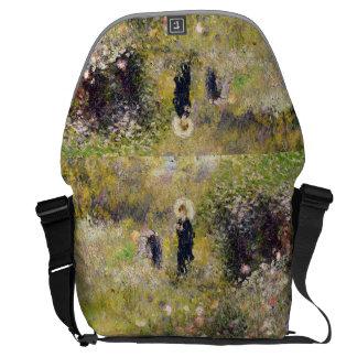 Pierre A Renoir | Summer Landscape Messenger Bag