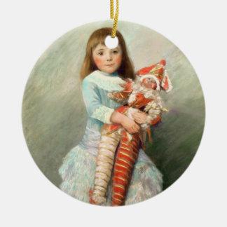 Pierre A Renoir | Suzanne Christmas Ornament