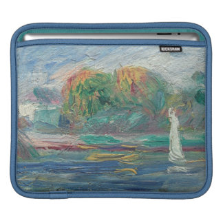 Pierre A Renoir | The Blue River iPad Sleeve