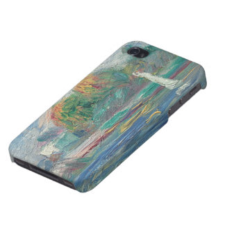 Pierre A Renoir | The Blue River iPhone 4 Cases