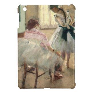 Pierre A Renoir | The Dance Lesson iPad Mini Cover
