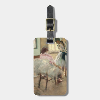 Pierre A Renoir | The Dance Lesson Luggage Tag