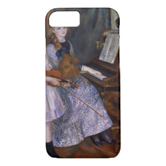Pierre A Renoir | The Daughters of Catulle Mendes iPhone 8/7 Case