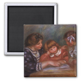 Pierre A Renoir | The Lesson Magnet