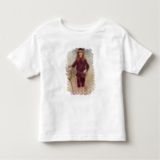 Pierre A Renoir | The Little Fisherwoman Toddler T-Shirt