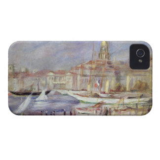 Pierre A Renoir | The Old Port of Marseilles iPhone 4 Covers