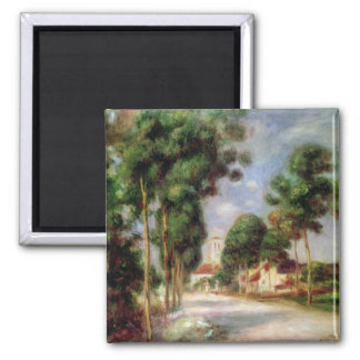 Pierre A Renoir | The Road to Essoyes Magnet