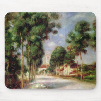 Pierre A Renoir | The Road to Essoyes Mouse Mat