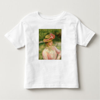 Pierre A Renoir | The Straw Hat Toddler T-Shirt
