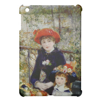 Pierre A Renoir | Two Sisters, or On The Terrace Case For The iPad Mini