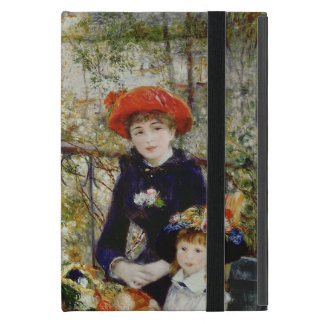 Pierre A Renoir | Two Sisters, or On The Terrace Cases For iPad Mini