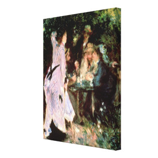 Pierre A Renoir | Under the Trees, de la Galette Canvas Print