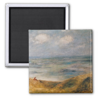 Pierre A Renoir | View of the Sea, Guernsey Magnet