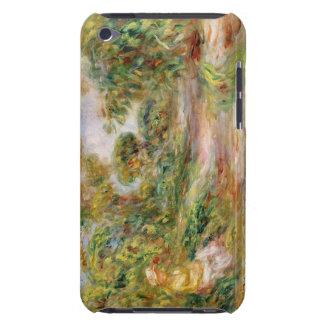 Pierre A Renoir   Woman in a Landscape Case-Mate iPod Touch Case