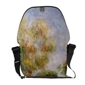 Pierre A Renoir | Woman in a Landscape Commuter Bags