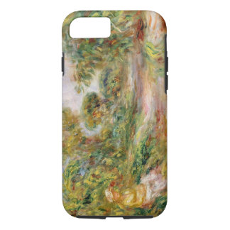 Pierre A Renoir   Woman in a Landscape iPhone 8/7 Case