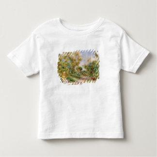 Pierre A Renoir | Woman in a Landscape Toddler T-Shirt
