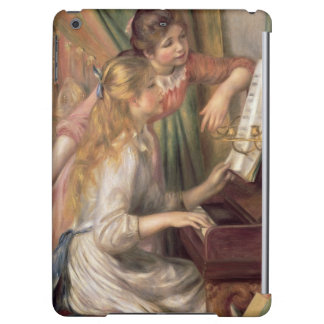 Pierre A Renoir   Young Girls at the Piano Cover For iPad Air