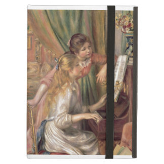 Pierre A Renoir | Young Girls at the Piano Cover For iPad Air