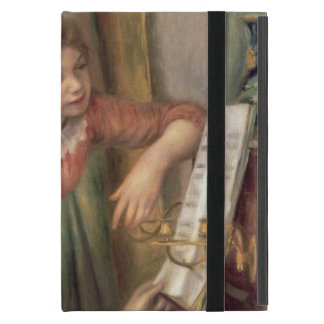 Pierre A Renoir | Young Girls at the Piano iPad Mini Case