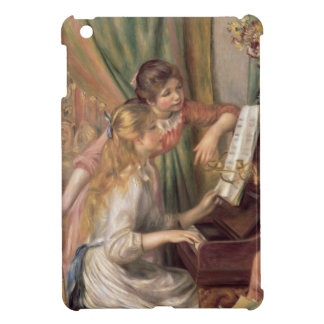 Pierre A Renoir | Young Girls at the Piano iPad Mini Cases