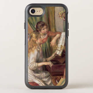 Pierre A Renoir | Young Girls at the Piano OtterBox Symmetry iPhone 8/7 Case