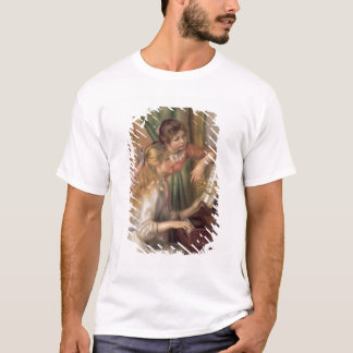 Pierre A Renoir | Young Girls at the Piano T-Shirt