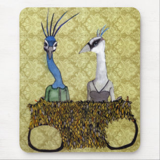 Pierre and Penelope Mouse Mat