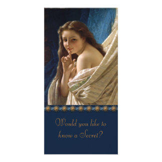 Pierre Auguste Cot Secret CC0267 Photo Card