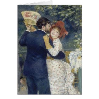 Pierre-Auguste Renoir Country Dance CC0442 Card