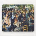 Pierre Auguste Renoir - Dance at Le Moulin de la G Mouse Pad