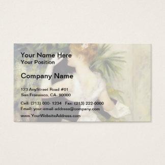 Pierre-Auguste Renoir- Dance in the City Business Card