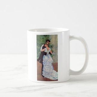 Pierre-Auguste Renoir - Danse à la ville (1883) Coffee Mug