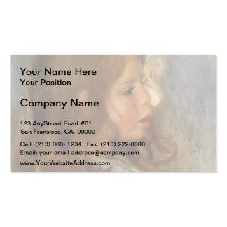 Pierre-Auguste Renoir- Jean Renoir Business Cards