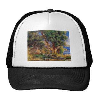 Pierre-Auguste Renoir- Landscape near Manton Cap