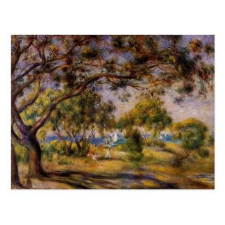 Pierre-Auguste Renoir- Noirmoutiers Postcard