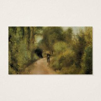 Pierre-Auguste Renoir- On the Path