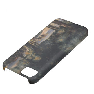 Pierre-Auguste Renoir-Pine Wood on the Cote d Azur Cover For iPhone 5C