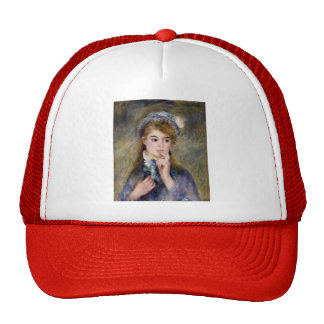 Pierre-Auguste Renoir- The Ingenue Trucker Hat