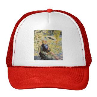Pierre-Auguste Renoir- The Umbrella Mesh Hats