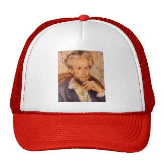 Pierre-Auguste Renoir- Victor Chocquet Hats