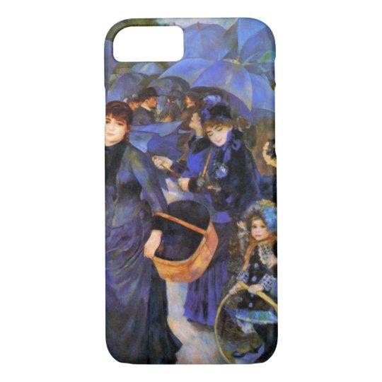"""Pierre Auguste Renoir's """"Umbrellas"""" iPhone 7 Case"""