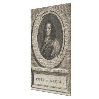 Pierre Bayle Canvas Print