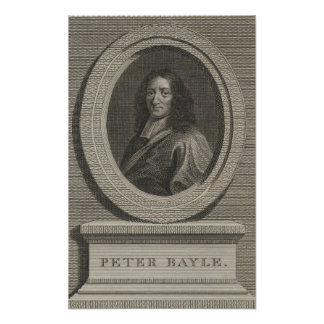 Pierre Bayle Poster