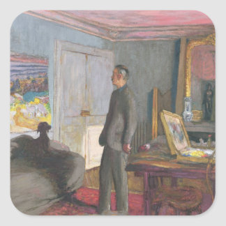 Pierre Bonnard  1935 Square Sticker