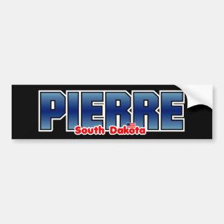 Pierre Bumper Bumper Sticker