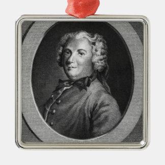 Pierre Carlet de Chamblain, known as Marivaux Christmas Ornament
