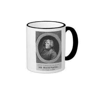 Pierre Carlet de Chamblain, known as Marivaux Ringer Coffee Mug