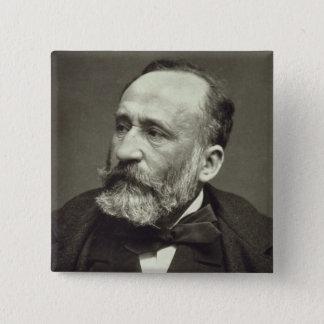 Pierre Cecile Puvis de Chavannes (1824-98), from ' 15 Cm Square Badge